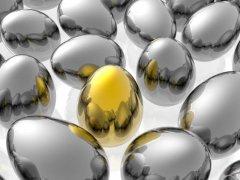 新しい価値を生む「金の卵」 金の卵化活動